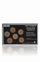 Sacha cream to powder foundation tester kit