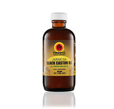 Tropic Isle Jamaican Black Castor Oil (wonderolie)  236ml
