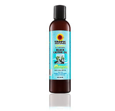 Jamaican Castor Oil Shampoo with Sheabutter