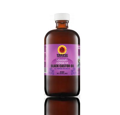 Tropic Isle Jamaican Lavender castor oil