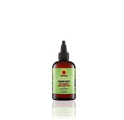 Strong Roots Red Pimento Hair Growth Oil