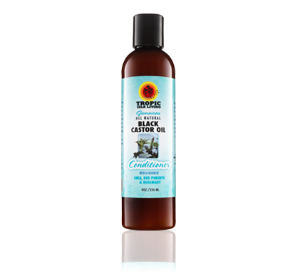Tropic Isle Jamaican Black Castor Oil conditioner  240ml