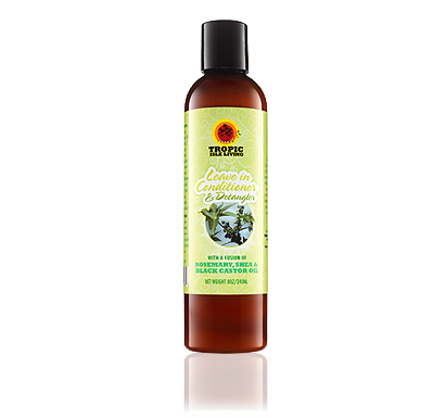 Tropic Isle Jamaican Castor oil Leave in/detangler  240ml
