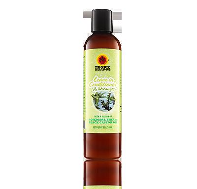 Tropic Isle Jamaican Castor oil Leave in/ detangler