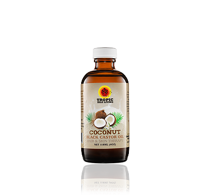Jamaican Coconut Black Castor Oil  118ml