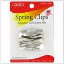 Looks Pinces mise en plis (Springclips)