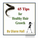 Book 65 Tips forr Healthy Hair Growth
