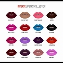 Sacha Cosmetics New Intense Matte Lipsticks