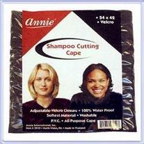 Annie Shampoo Cutting Cape