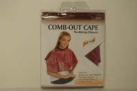 Annie Comb out cape