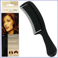 Cover your gray comb