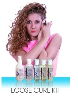 Curly Hair Solutions Loose Curl Starter Kit