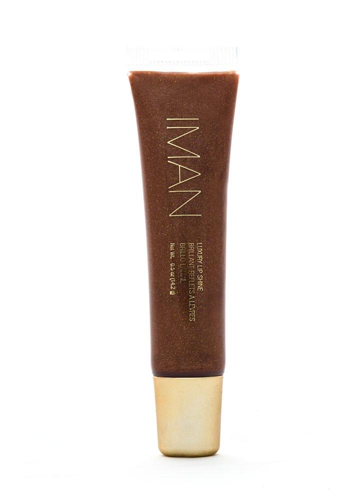 Luxury gloss lipshine Iman