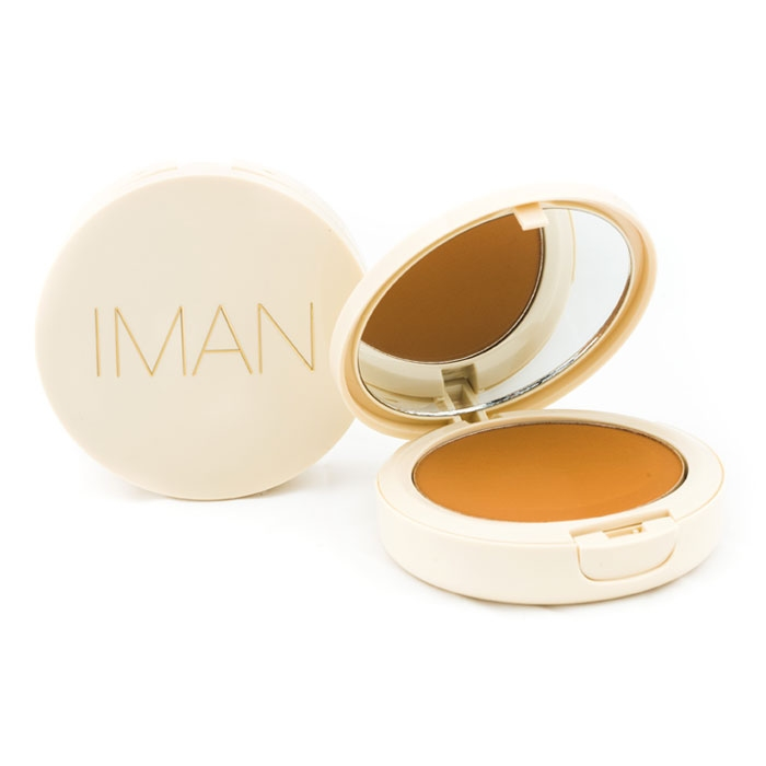 Poudre compacte Sebo–absorbante IMAN