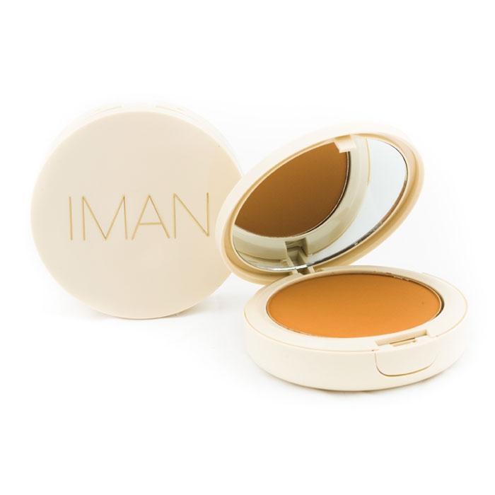 Iman Perfect Response Oil Blotting Pressed Powder