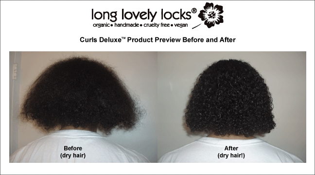 Long Lovely Curls Deluxe (Supersize)