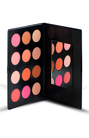 Sacha Make-up Pallet Blusher - Light to Med