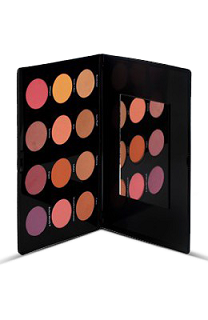 Sacha Make-up Pallet Blusher - Med to dark