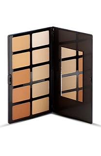 Sacha Make-up Pallet Cream Foundation - Light to Medium