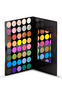 Sacha Make-up Pallet Eyeshadow - Frosted