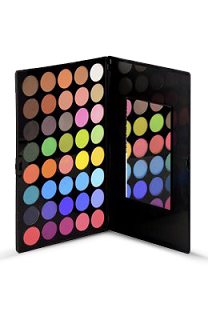 Sacha Make-up Pallet Eyeshadow - Matte