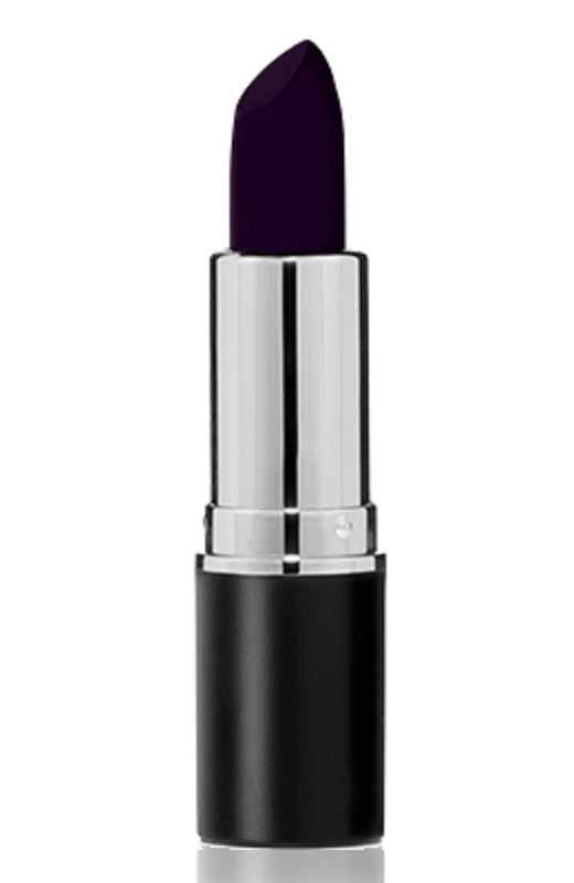Sacha Cosmetics New Intense Matte Lipsticks - SmokeyPurple