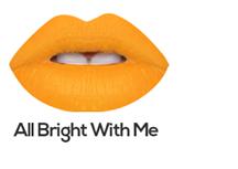 Sacha Cosmetics Intense Matte Lip Velvet - All Bright Withme