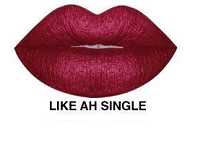 Sacha Cosmetics Intense Matte Lip Velvet - LikeASingle