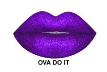 Sacha Cosmetics Intense Matte Lip Velvet - Ova do it