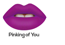 Sacha Cosmetics Intense Matte Lip Velvet -  Pinking of you