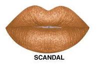 Sacha Cosmetics Intense Matte Lip Velvet - Scandal