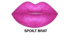 Sacha Cosmetics Intense Matte Lip Velvet - Spoilt Brat