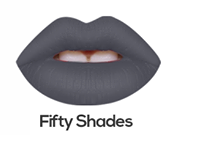 Sacha Cosmetics Intense Matte Lip Velvet - Fifty Shades