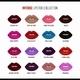 Sacha Cosmetics New Intense Matte Lipsticks