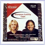 Annie Shampoo Cutting Cape